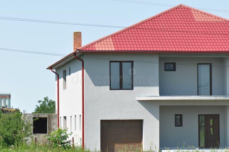 дом самомоднейшая стоковое изображение rf