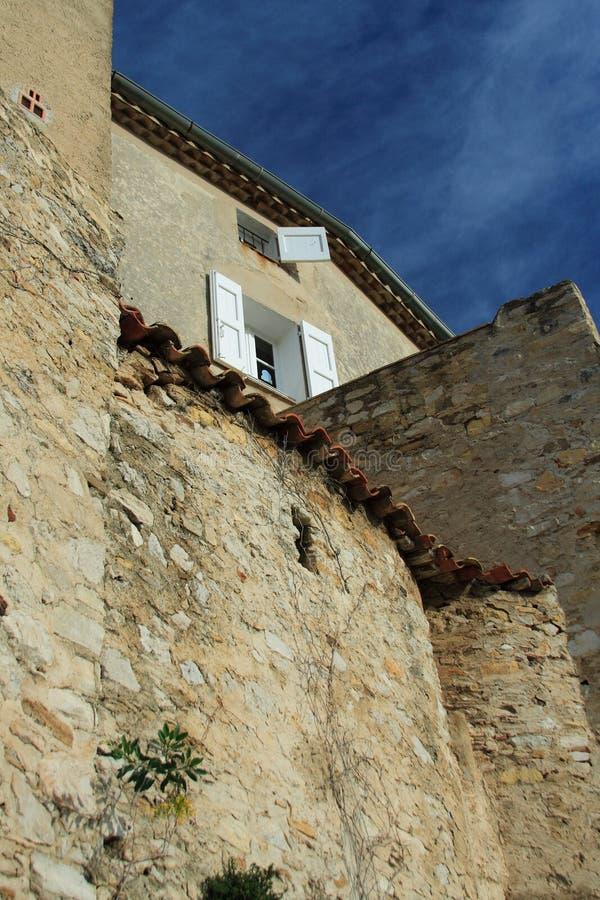 дом старая Провансаль стоковое изображение rf
