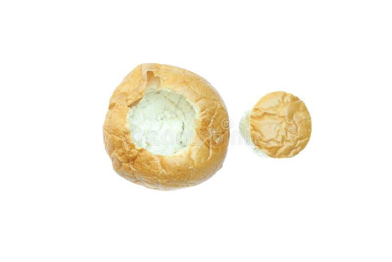 Дом сделал шары хлеба стоковые фотографии rf