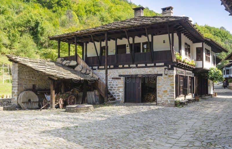Дом с мастерской ¹ s potterÊ стоковые фото