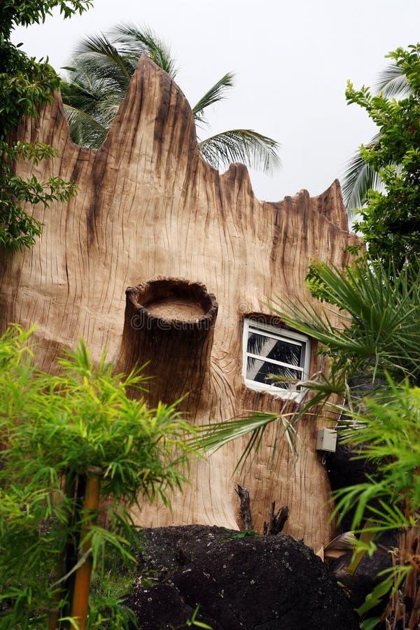 дом уникально стоковое фото