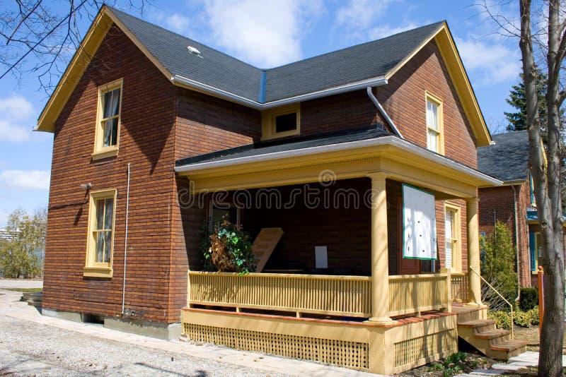 дом уродская стоковое изображение