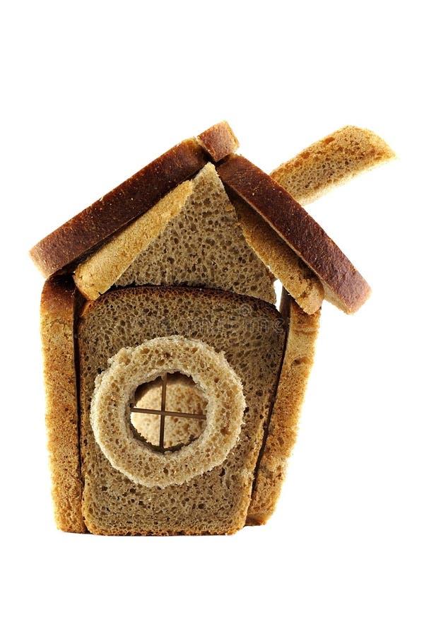 дом хлеба стоковое фото rf