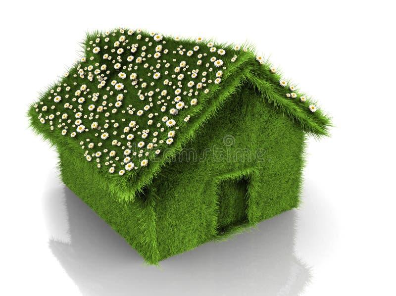 дом цветков бесплатная иллюстрация