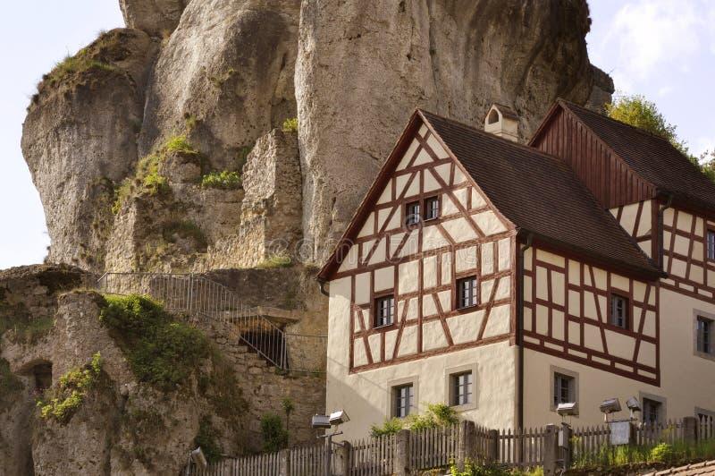 дом Швейцария franconian стоковое фото rf
