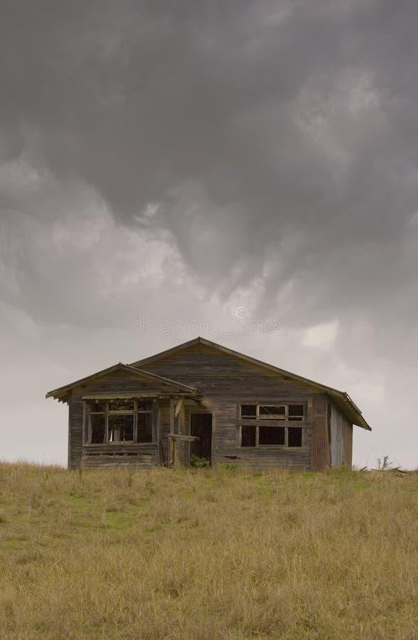 дом 02 старая стоковое изображение rf