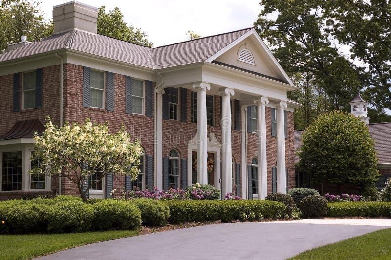 дом 38 стоковое изображение