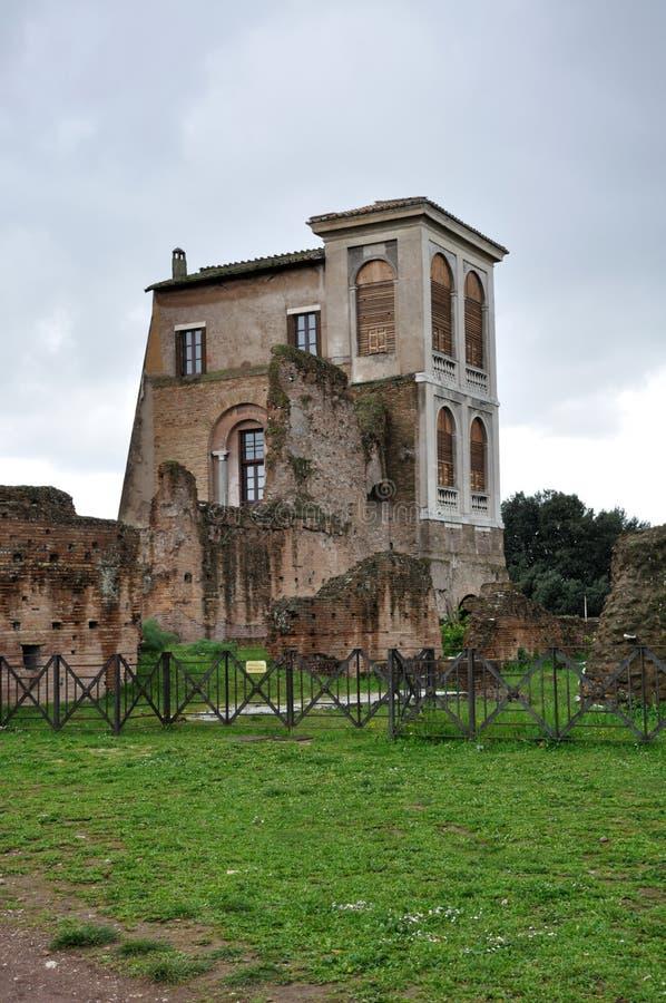 Дом Augustus стоковая фотография