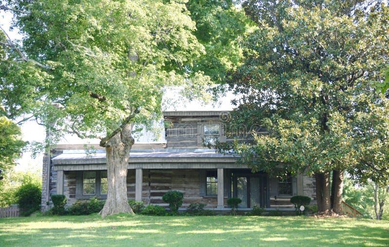 Дом Buchanan, Нашвилл TN стоковые фотографии rf