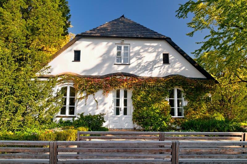 Дом Chopin стоковое изображение rf