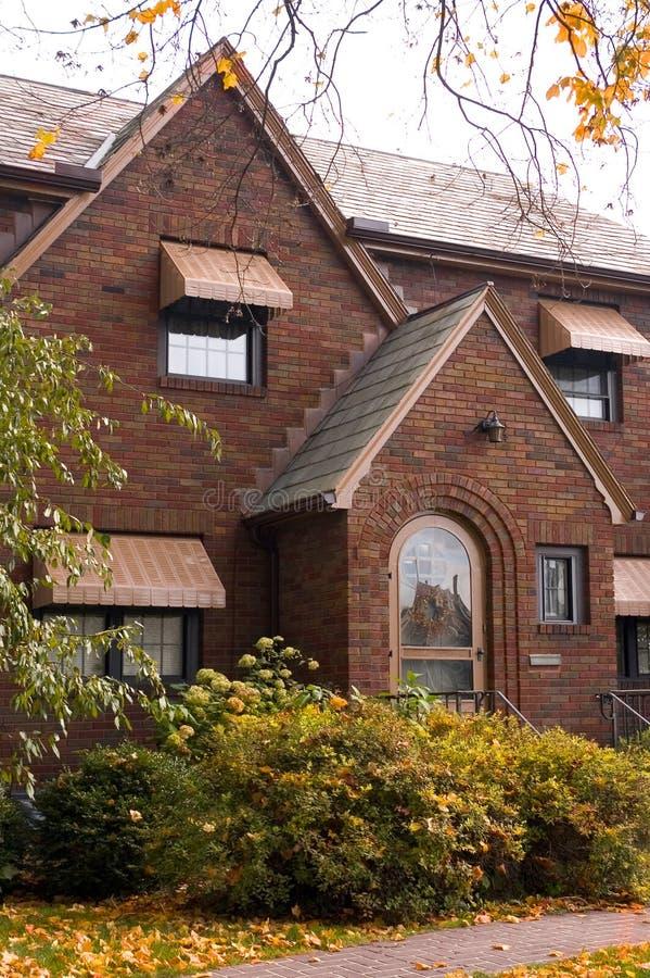 дом entryway стоковые изображения
