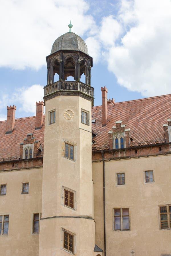 Дом Luther стоковое фото rf