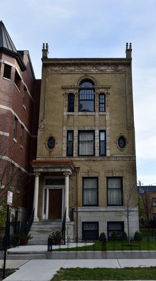 Дом Reid стоковое изображение rf