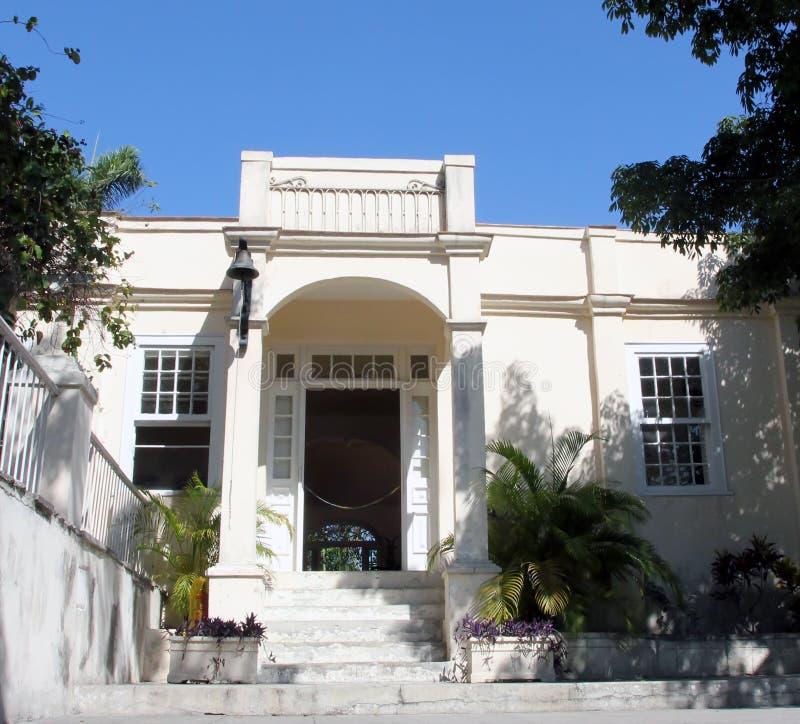 дом s Кубы hemingway стоковое изображение rf