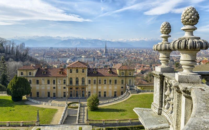 Дом ` s ферзя в Турине Турине Италии Пьемонте стоковое фото