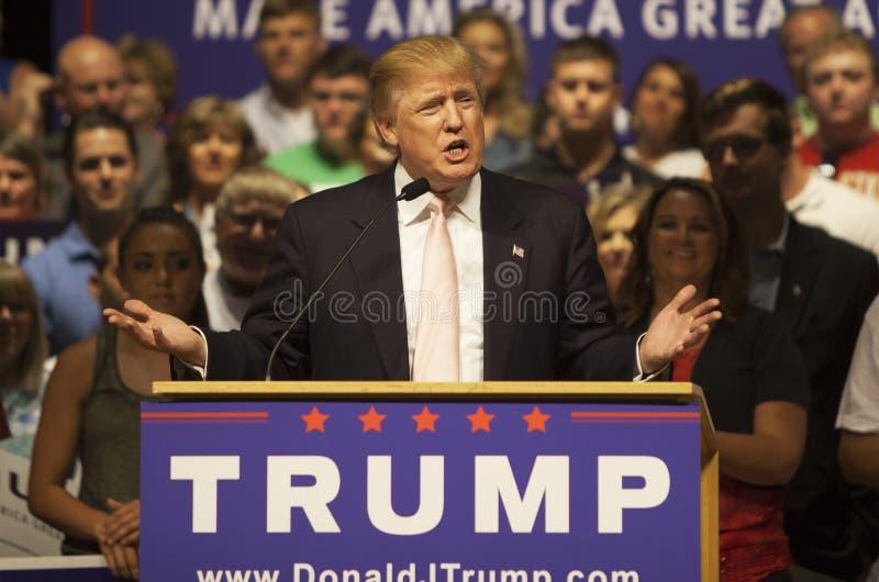 Доналд Трумп стоковое изображение