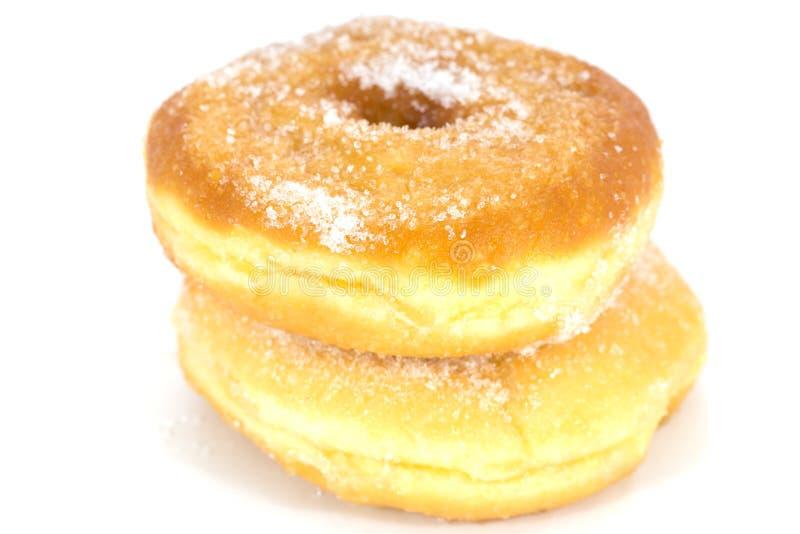 Донут кольца сахара стоковое фото rf