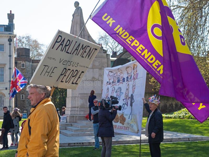 Дополнительная парламентская деятельность в Великобритании стоковое фото rf