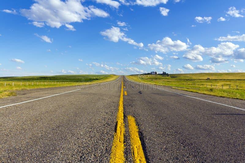 дорога американца Аляски стоковая фотография