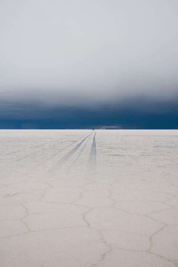 Дорога к нигде стоковое фото