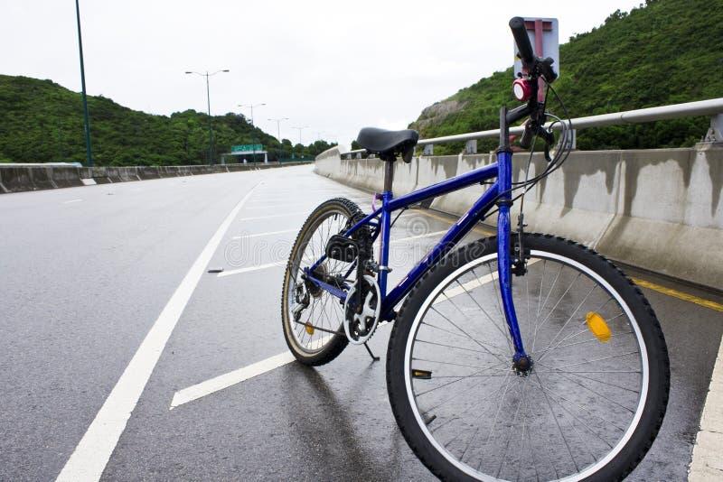 дорога публики bike стоковые фотографии rf