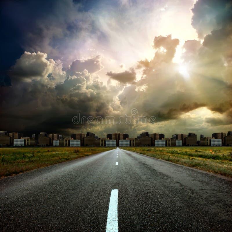 дорога стоковое фото rf
