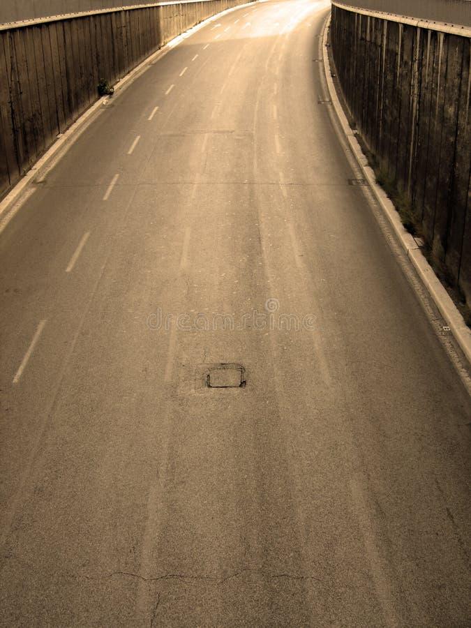 Дорога стоковые изображения rf
