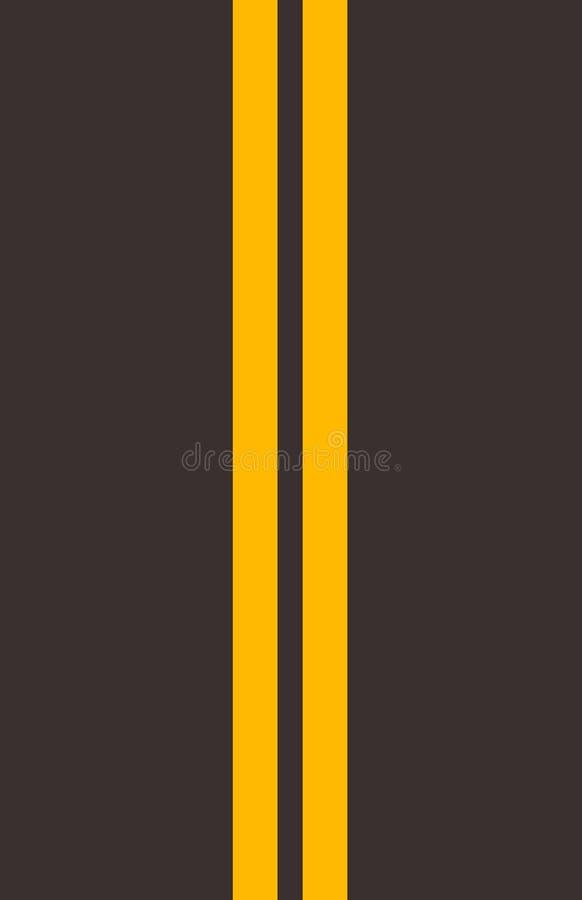 Download дорога иллюстрация штока. иллюстрации насчитывающей линия - 478876