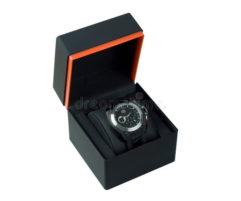 дорогий wristwatch mens стоковые фотографии rf