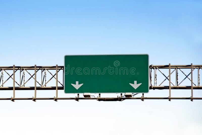 дорожный знак стоковое изображение rf