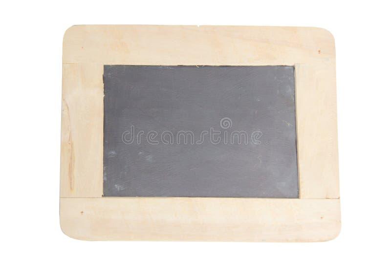 Доска при деревянная изолированная рамка, стоковые изображения