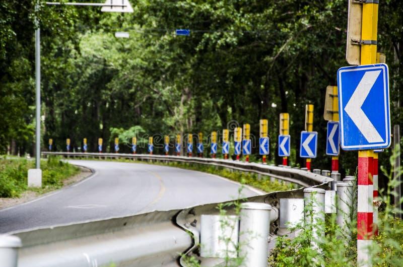 Доска сигнала дороги стоковое фото rf