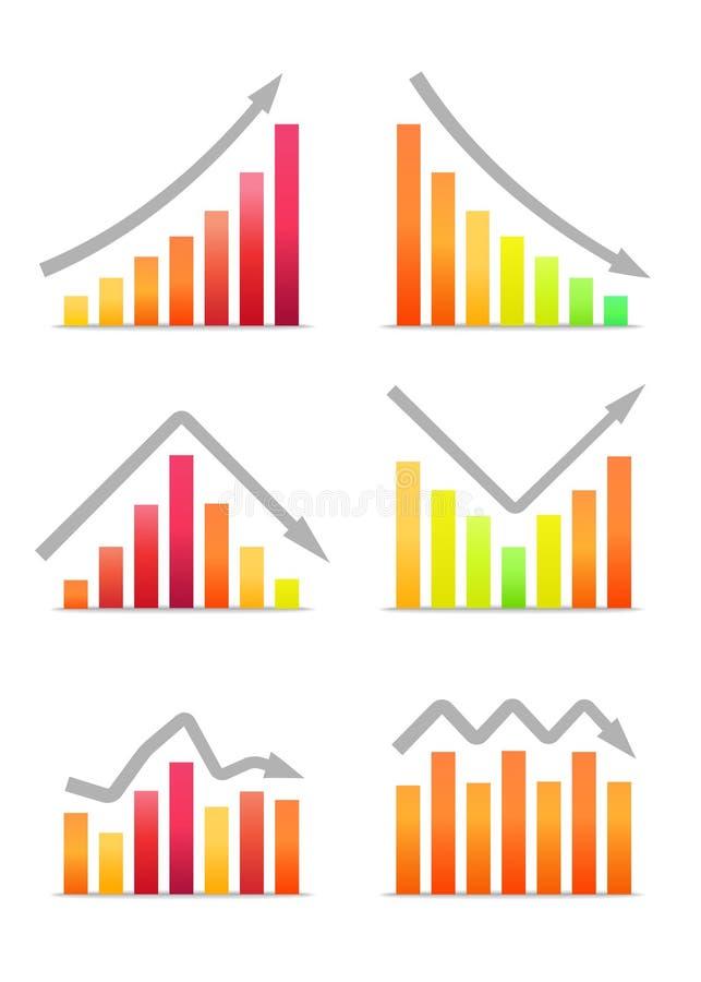 доход диаграмм дела бесплатная иллюстрация