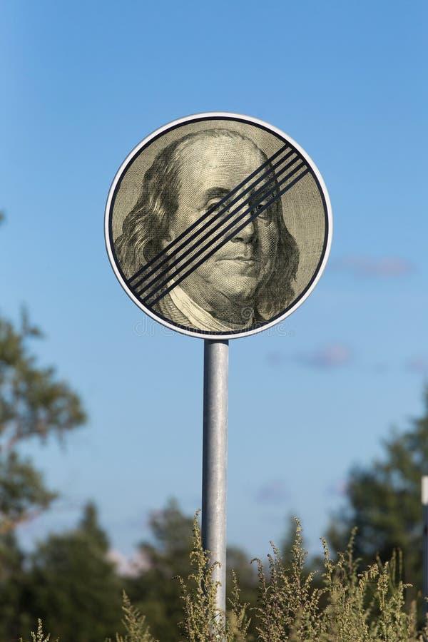 Доллар стоковое изображение rf