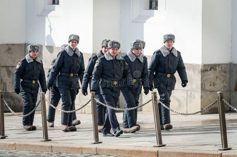 Должностные лица в Кремле стоковое изображение rf