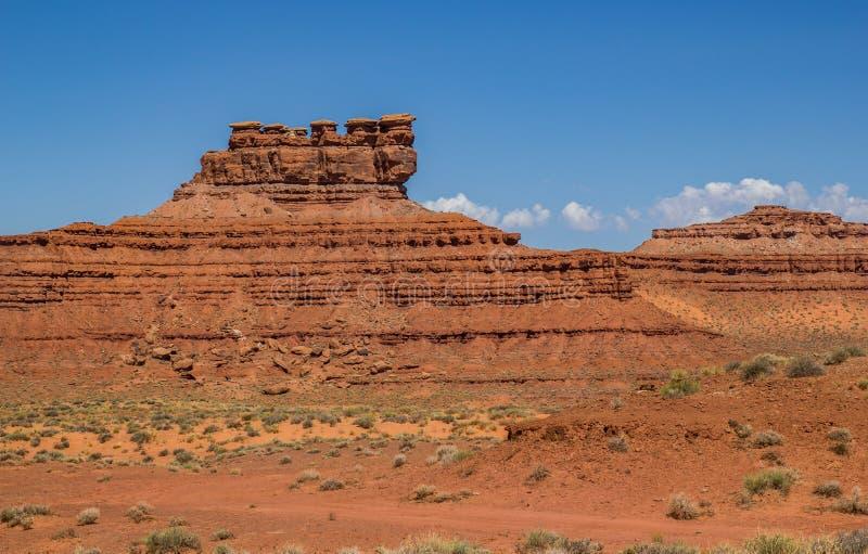 Долина богов 7 матросов стоковое фото rf