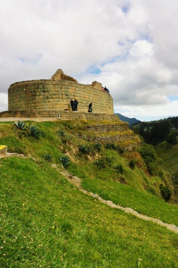 Долина эквадора стоковые фото