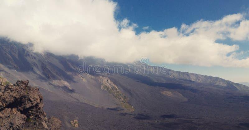 Долина Bove стоковое изображение rf