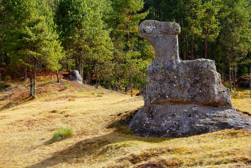 Долина II encimadas Piedras стоковая фотография rf