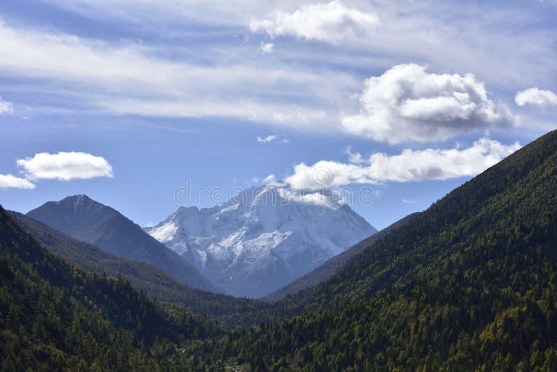 Долина jokul Yala стоковые фото