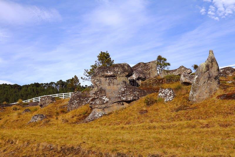 Долина XXXI encimadas Piedras стоковое изображение rf