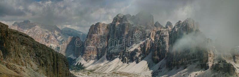 Доломиты, Италия стоковые фотографии rf