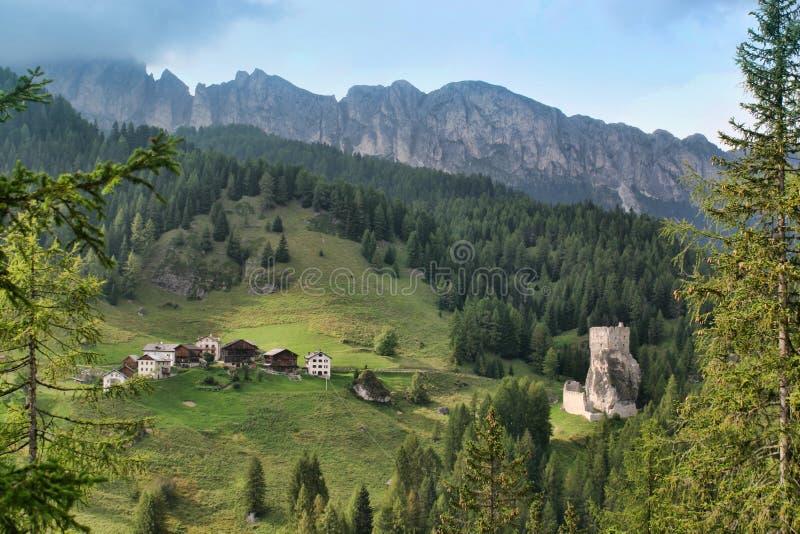 Доломиты, Италия стоковые изображения