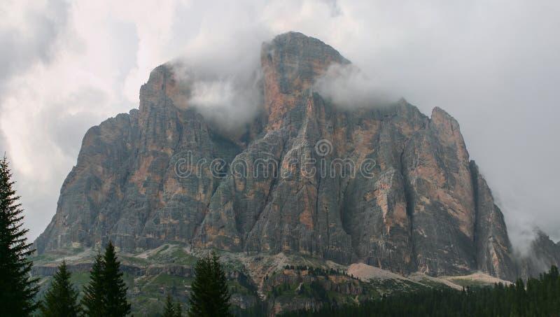 Доломиты, Италия стоковая фотография rf