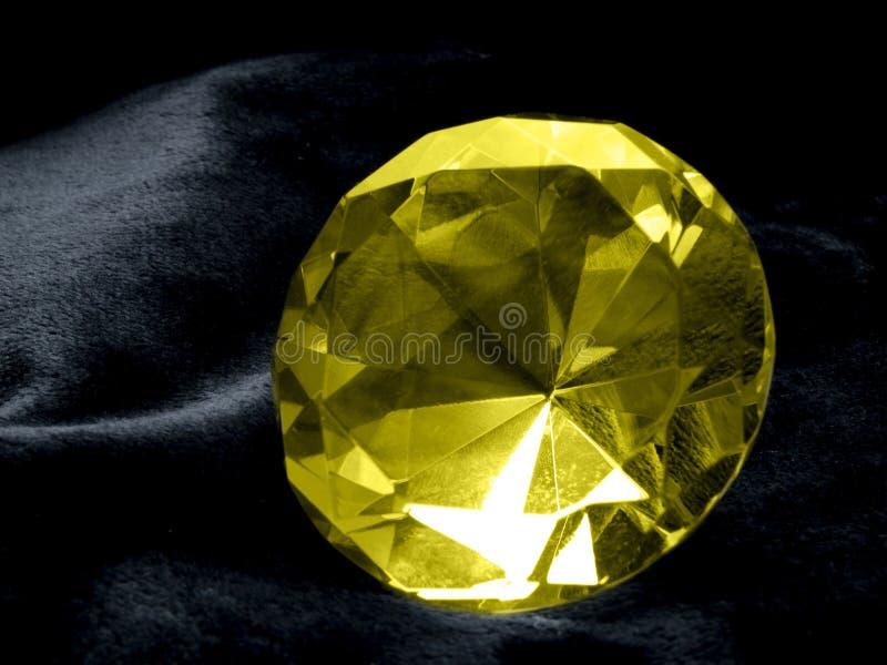драгоценность citrine стоковые фотографии rf