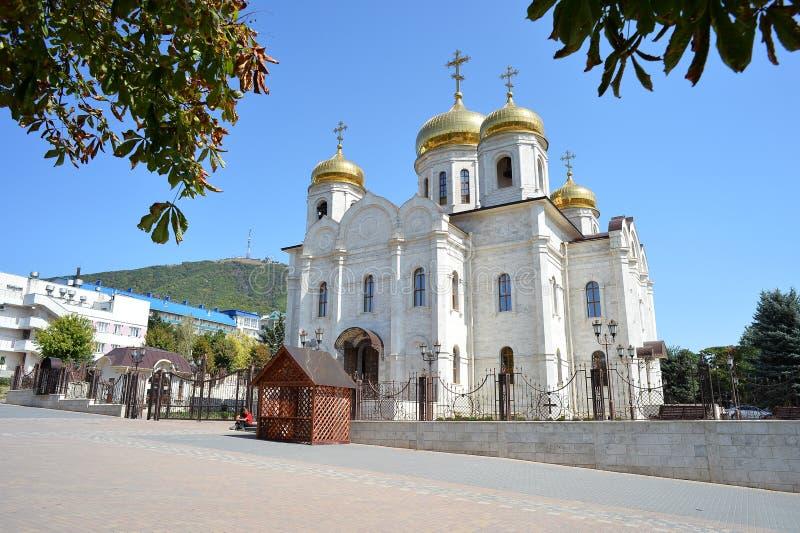 Драгоценность Pyatigorsk - России стоковая фотография
