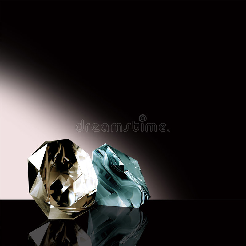драгоценные камни стоковое фото rf