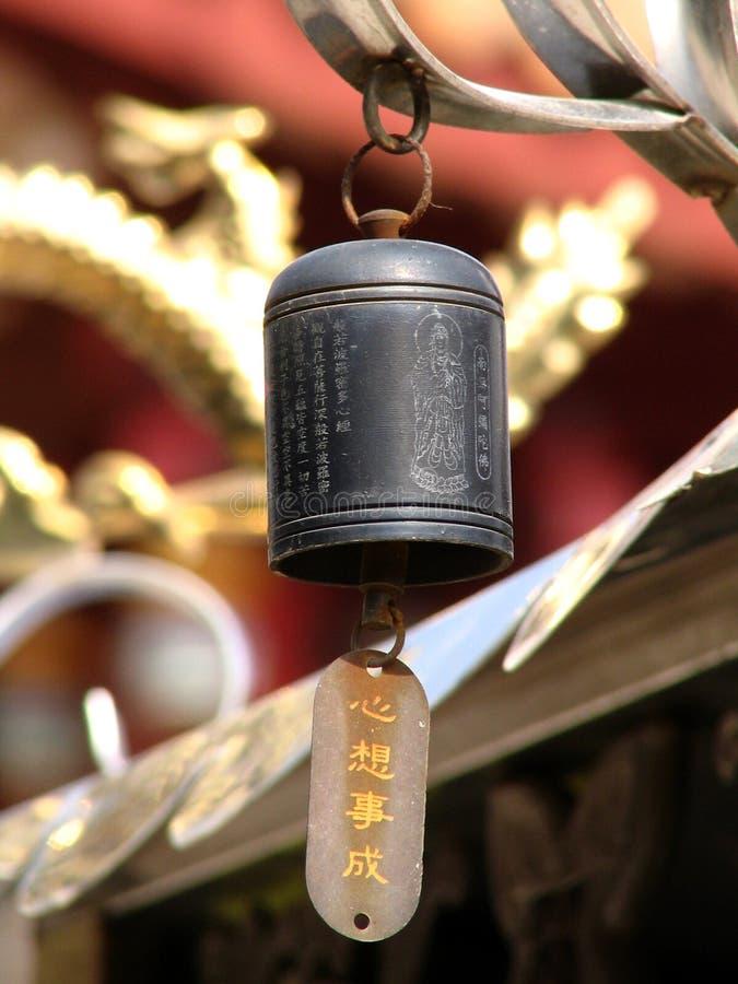 дракон колокола стоковое изображение