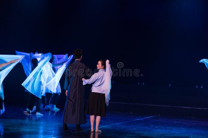 Драма танца свадьбы 10-Lilac горного села стоковые изображения rf