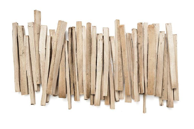 Древесина для разжигать стоковая фотография rf